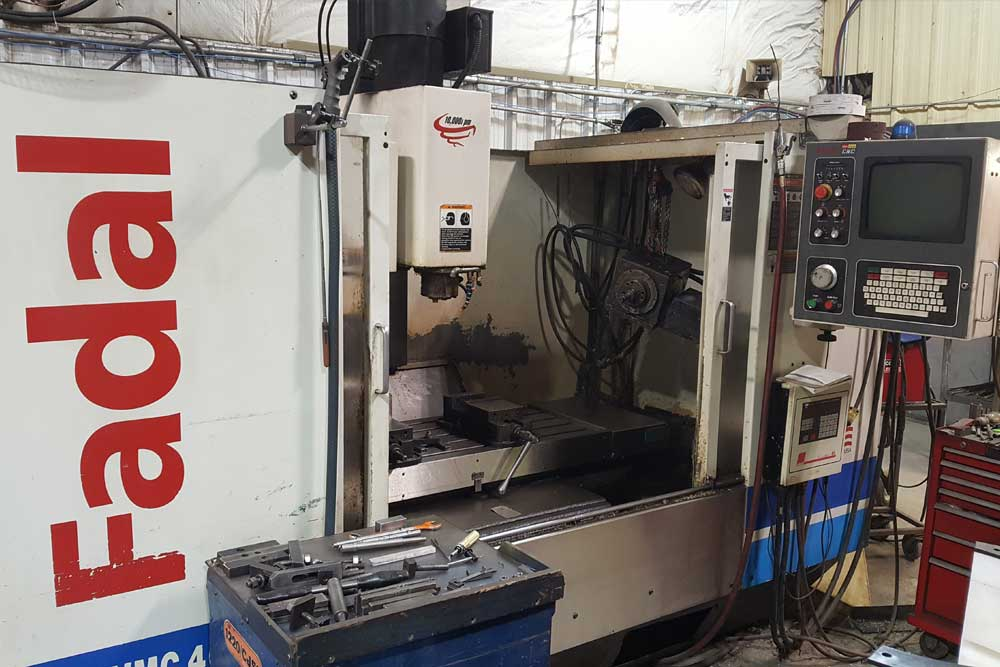 Eastern Ontario Millwrighting Morrisburg Machine Shop